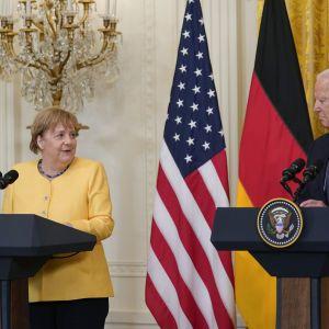"""Ответственность РФ и энергобезопасность Украины: о чем говорится в заявлении США и Германии по """"Северному потоку-2"""""""