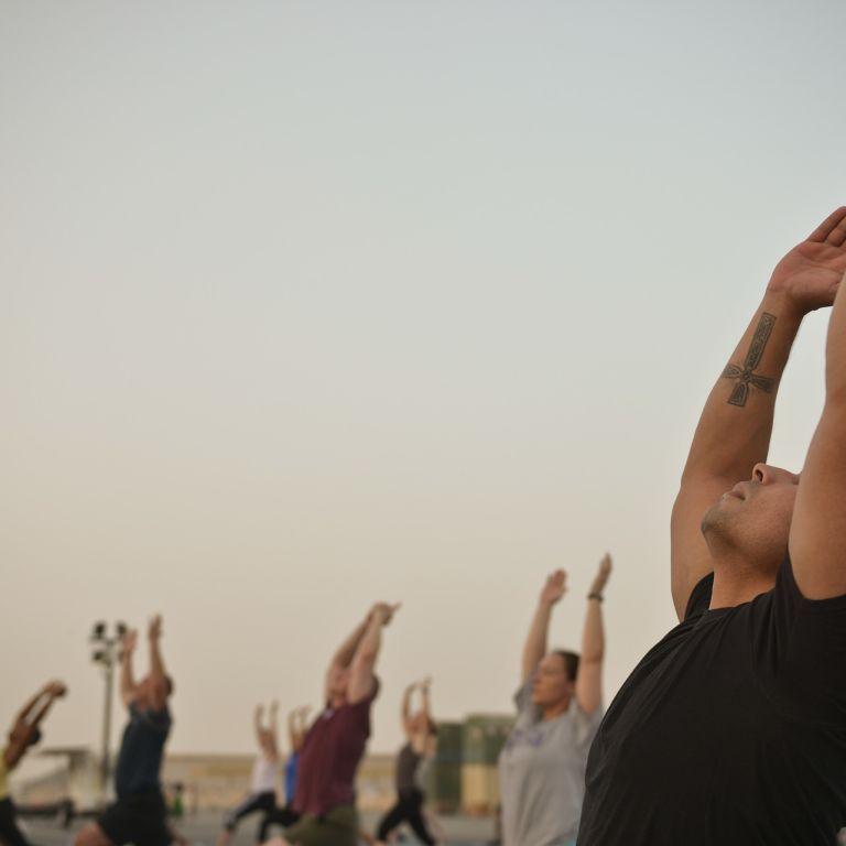 У Києві відбудеться майстер-клас з йоги просто неба