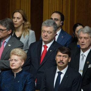 Порошенко назвав своїх головних опонентів і пообіцяв зіпсувати їм вибори