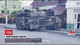 Новости Украины: вблизи Львова грузовик врезался в магазин - 4 человека погибли
