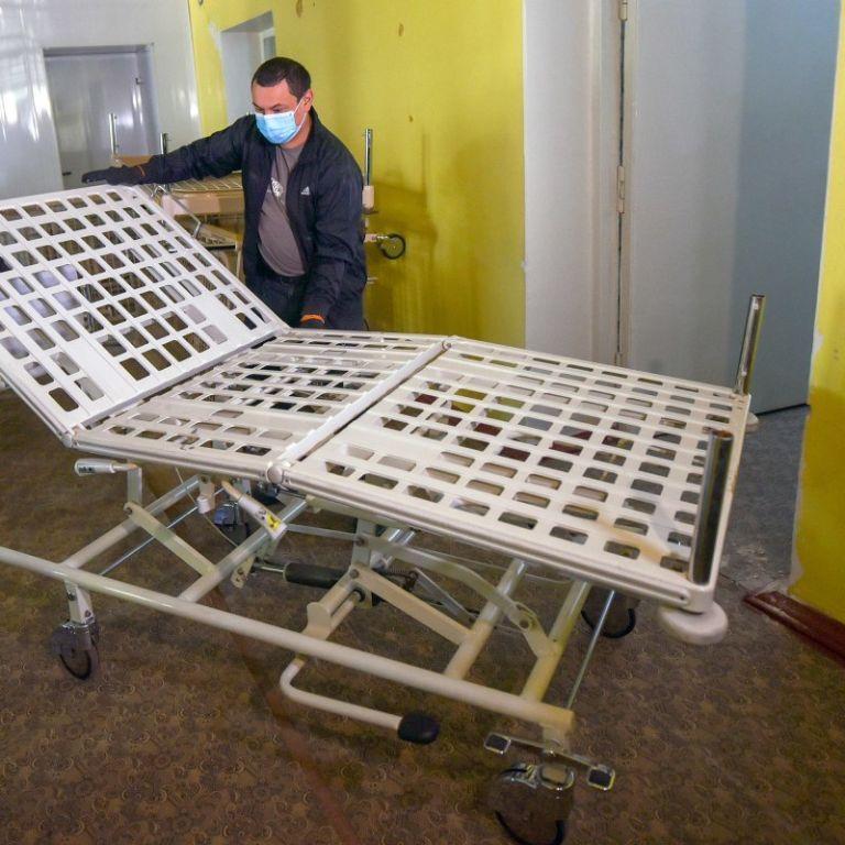 В Минздраве требуют 50% коек в медучреждениях Харьковской области отдать для лечения больных COVID-19