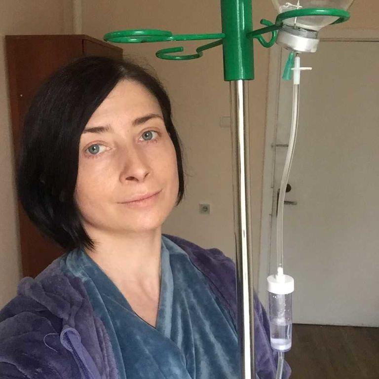 У мамы троих детей Натальи диагностировали тяжелую стадию онкологии