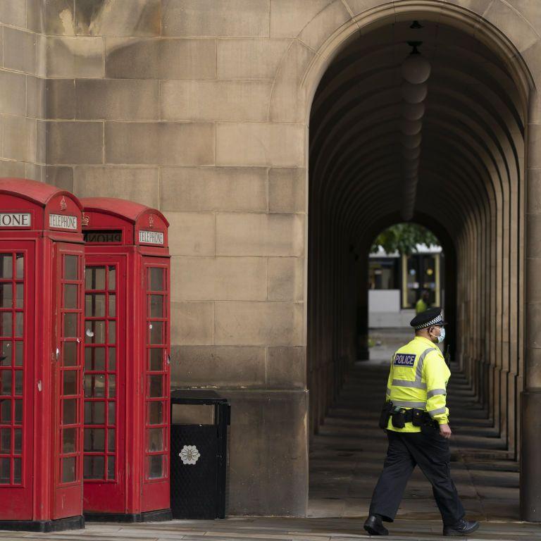 """На COVID-штамм """"Дельта"""" приходится 96% секвенированных случаев в Великобритании"""