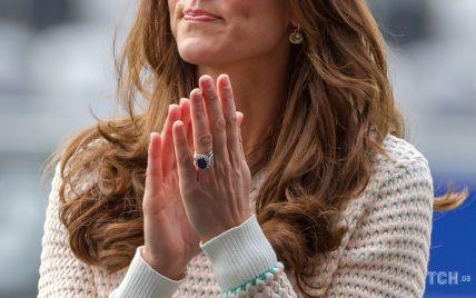 У команді заміна: герцогиня Кембриджська посяде місце принца Гаррі