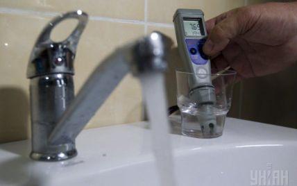 Киеву грозит отключение воды