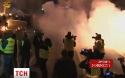 В Черногории уверяют, что именно Россия причастна к массовым протестам в стране