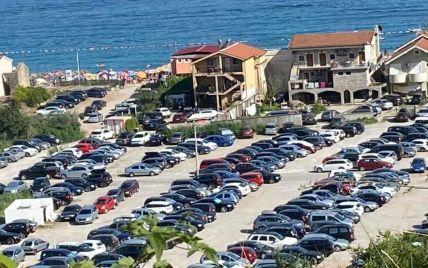 """Брудні пляжі, високі ціни та відсутність сервісу: українець розповів про """"пекло"""" під час відпочинку в Чорногорії"""