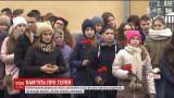 Меморіальну дошку на честь загиблого бійця в АТО встановили в Чернівцях