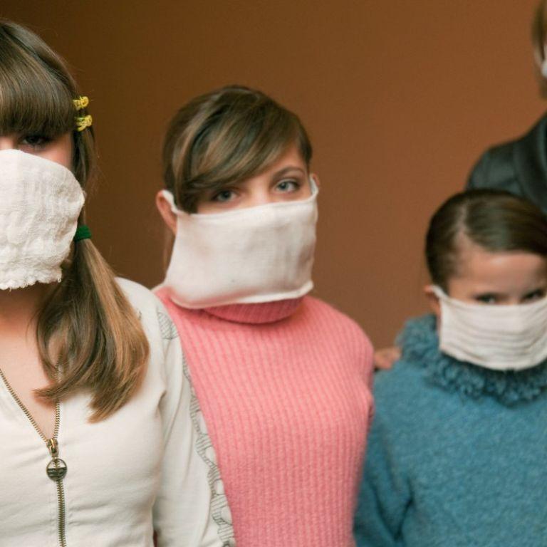 Київ наближається до епідемії грипу та ГРВІ