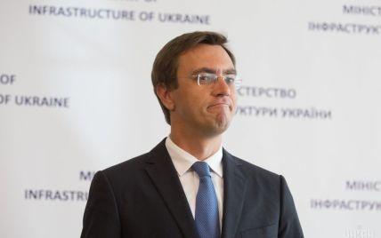 Омелян назвав термін, до якого має бути завершений ремонт Одеської траси у Київській області