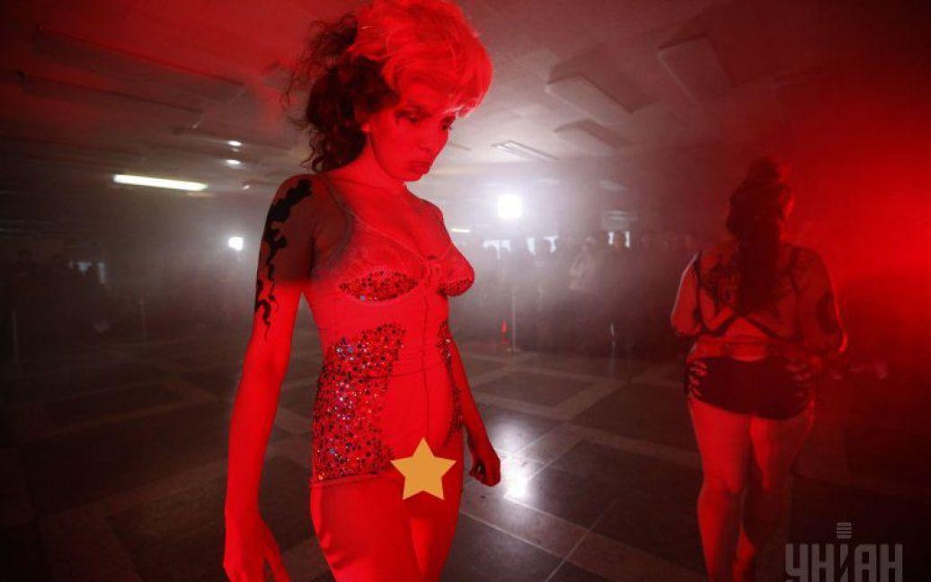 Театр приехал из Луганска / © УНИАН