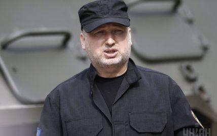 """Турчинов объяснил, для чего Россия засекретила """"военные потери в мирное время"""""""