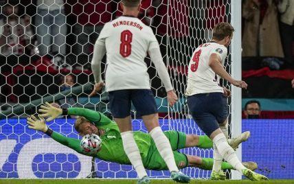В УЕФА открыли производство из-за скандального пенальти в матче Англия - Дания