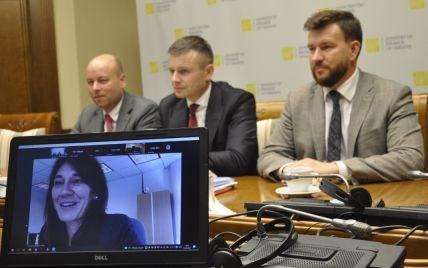 НБУ, антикорупційні органи і держбюджет-2022: у Мінфіні провели переговори з очільницею місії МВФ
