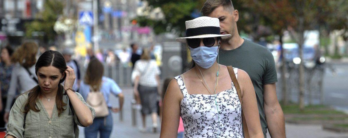 Коронавірус в Україні сьогодні: статистика на 27 липня