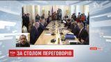 В Москве начались переговоры США и России
