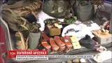 В Харькове правоохранители задержали полную машину оружия