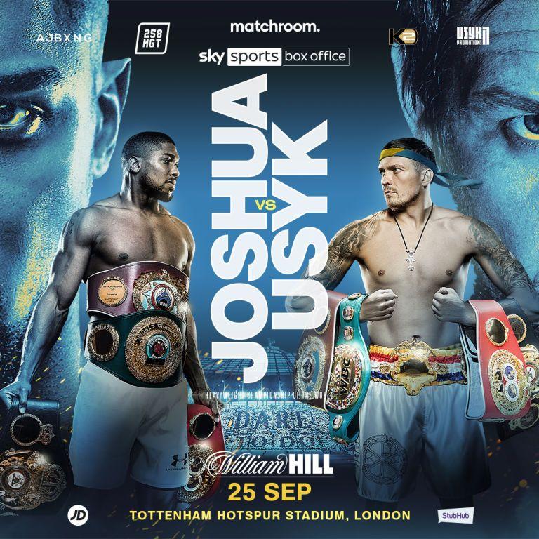 Бой Усика против Джошуа подтвержден официально: дата и место чемпионского поединка