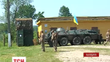 Полтора месяца на Яворовском полигоне продолжаются украинско-американские учения