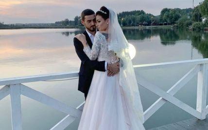 Приходько поздравила мужа с годовщиной венчания и показала редкие фото с любимым