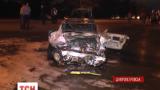 Один человек погиб, еще трое с травмами в реанимации в результате ДТП в Днепропетровске