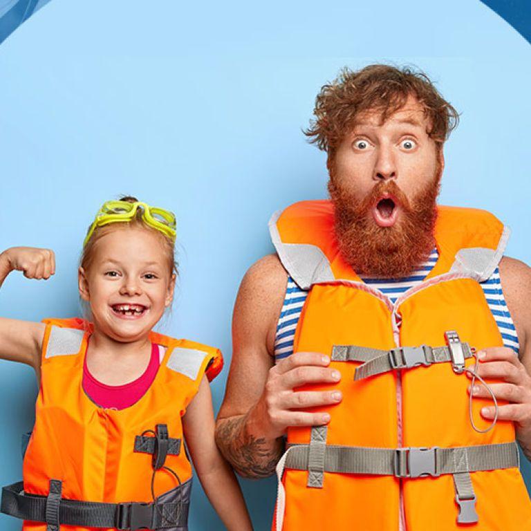Як навчити дитину плавати: чому це корисно і з якого віку варто починати займатися