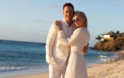 40-річна Періс Гілтон виходить заміж