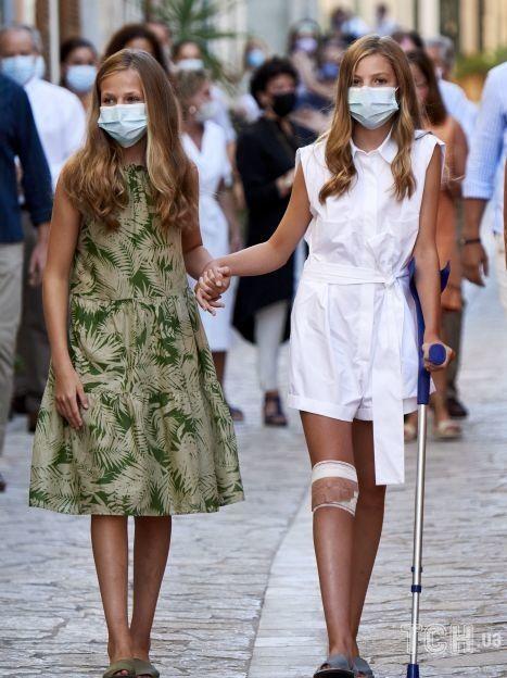Испанская королевская семья / © Getty Images