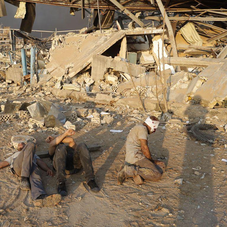 Україна надасть Лівану гуманітарну допомогу після вибуху в Бейруті