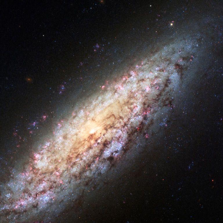 Астрономы показали детальные изображения ближайших галактик (видео)