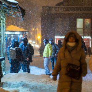 Сильные морозы ночью и днем и почти без осадков: прогноз погоды на понедельник, 15 февраля