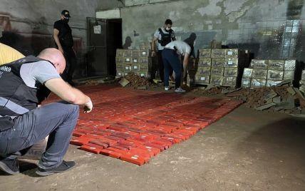В Украине задержали крупную партию иранского героина: наркотики перевозили через оккупированный Крым