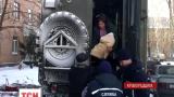 На Кіровоградщині рятувальники визволяли з-під снігу породіллю