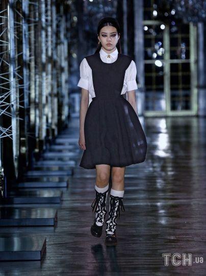 Коллекция Christian Dior прет-а-порте сезона осень-зима 2021-2022 / © East News