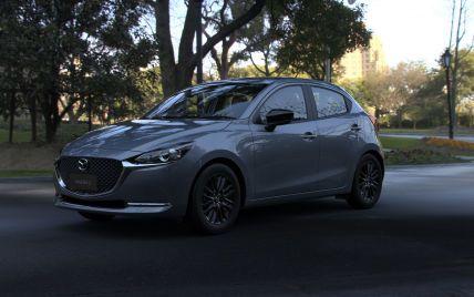 Mazda обновила свою бюджетную модель и добавила ей новую версию