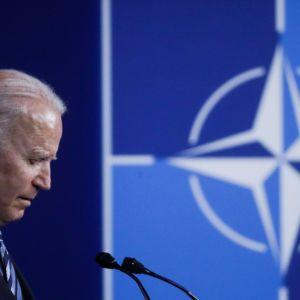 Війна на Донбасі не є перешкодою: Байден назвав умови вступу України до НАТО
