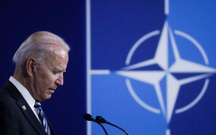 Война на Донбассе не является препятствием: Байден назвал условия вступления Украины в НАТО
