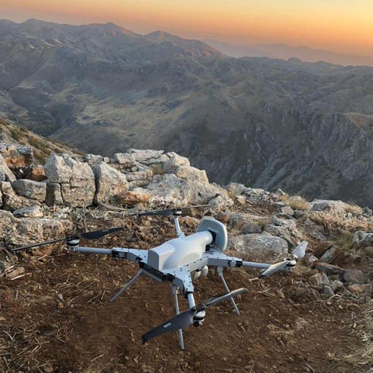Бойові дрони вперше вистежили і напали на людей без команди оператора