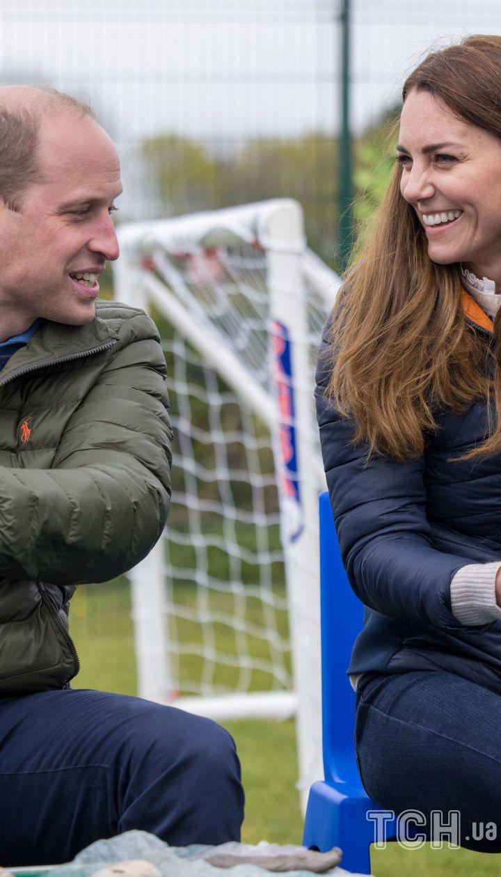 Герцогиня Кембриджская и принц Уильям / © Getty Images