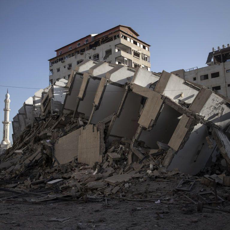 Палестинці заявили про обстріл Ізраїлем табору біженців і загибель дітей, і випустили за ніч по сусіду 200 ракет