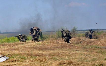 Под Трехизбенкой силы АТО вступили в бой с диверсантами: двое бойцов погибли