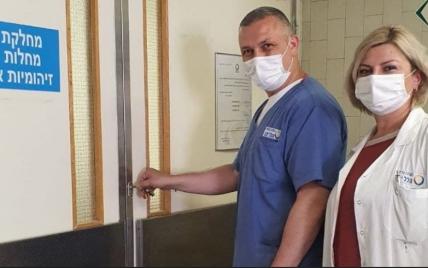В Израиле закрыли последнее отделение, в котором лечили больных коронавирусом