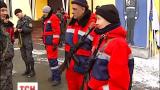 Перша медична рота Нацгвардії України вирушила в зону АТО