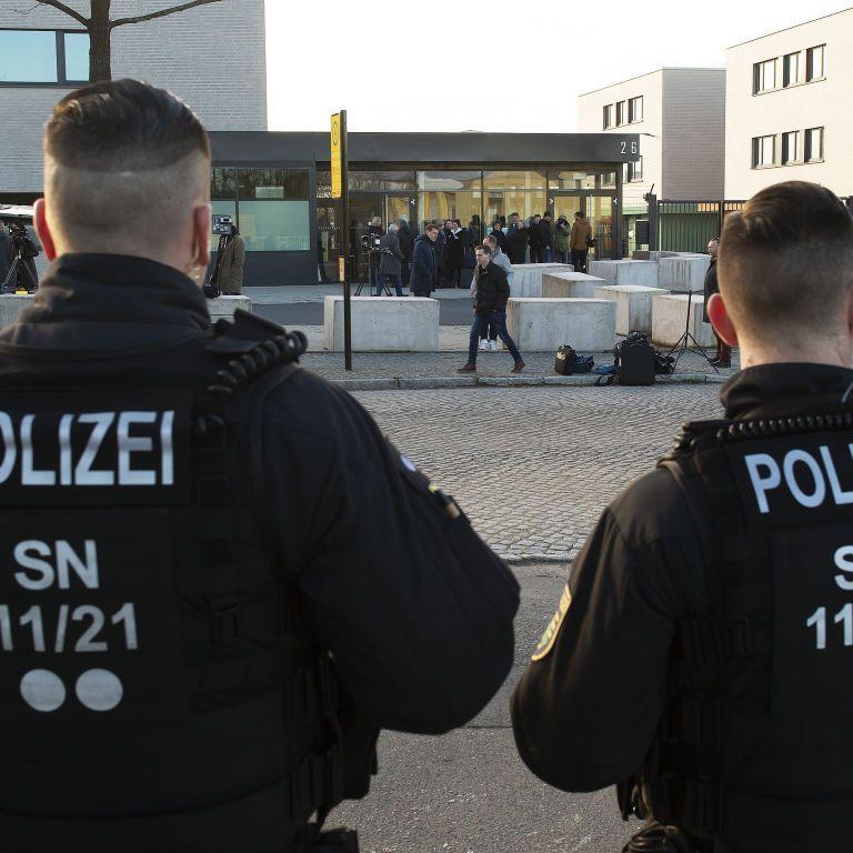 У Берліні сталася стрілянина: є поранені