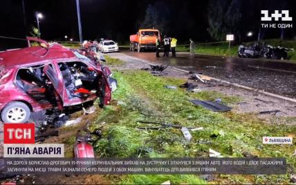 Молодежь возвращалась с концерта на такси: подробности аварии с тремя погибшими вблизи Дрогобыча