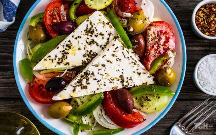 Греческий салат: рецепт, который покорил мир