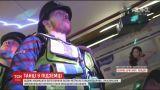 У Лондоні відомі музиканти перетворили вагон метро на танцмайданчик