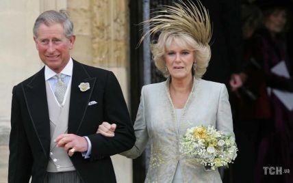Вместе 16 лет: стало известно, почему свадьба Камиллы и Чарльза едва ли не была сорвана в последний момент