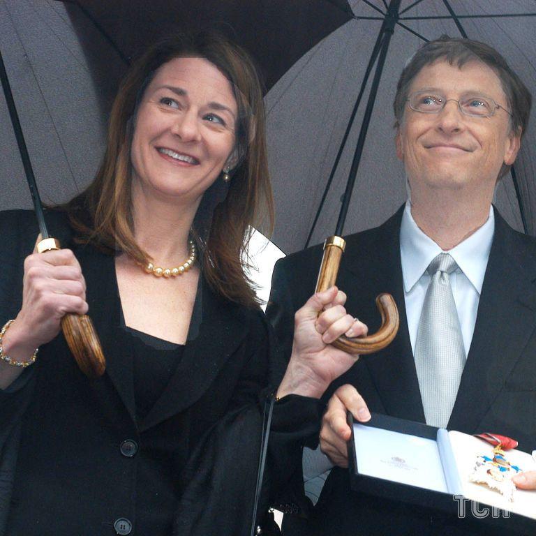 27 лет и миллиарды долларов: история любви Билла и Мелинды Гейтс
