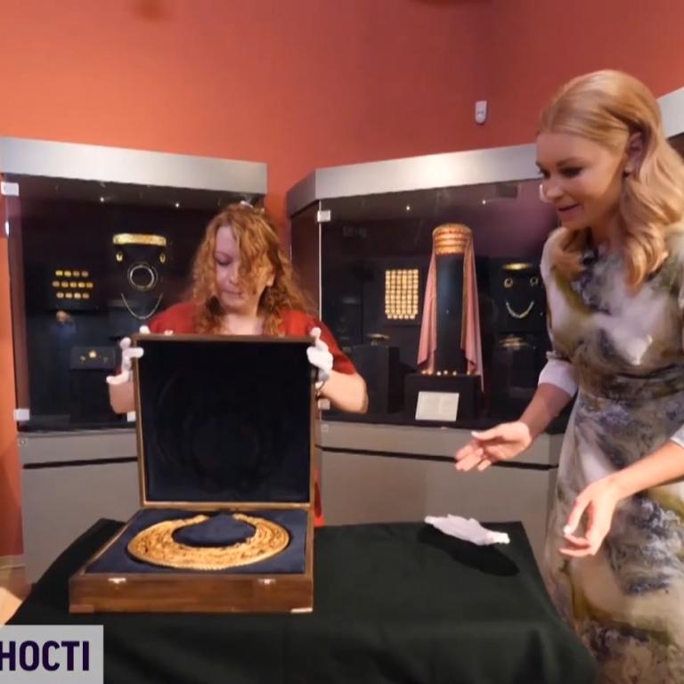 Головна знахідка археологів 20 сторіччя: де знайшли скіфську пектораль та що ще приховує земля України